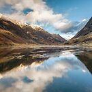 Loch Achtriochtan by Brian Kerr