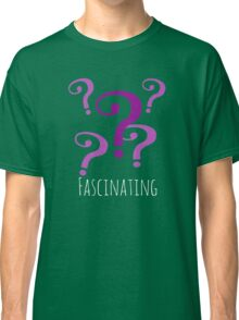 Riddle Me This Classic T-Shirt