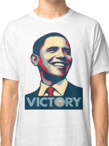 Obama VICTORY! Classic T-Shirt