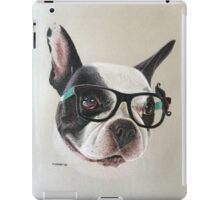 Mia the quirky French Bulldog! iPad Case/Skin