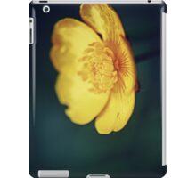 Buttercup flower  iPad Case/Skin