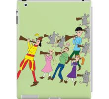 Eleven Pipers Piping iPad Case/Skin