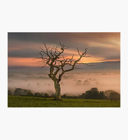193 Seconds, The Eden Valley Photographic Print