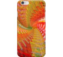 Abstract / Psychedelic Spiral Design iPhone Case/Skin