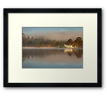 All About The Light Framed Print