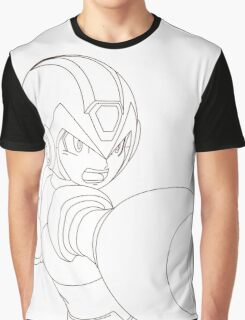 Megaman Graphic T-Shirt