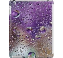 Water Drop iPad Case/Skin