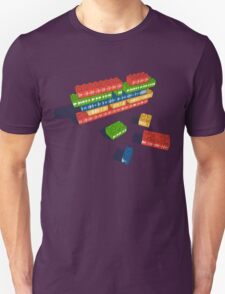 Playing with Music Unisex T-Shirt