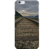 Alaskan railway iPhone Case/Skin