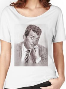 Dean Martin by John Springfield Women's Relaxed Fit T-Shirt