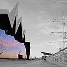 Riverside Museum by Chris Cherry