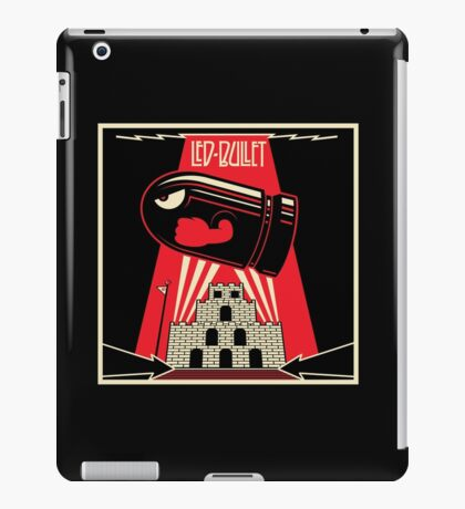 Led Bullet iPad Case/Skin