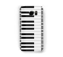 Piano / Keyboard Keys Samsung Galaxy Case/Skin