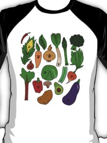 Happy Veggies T-Shirt