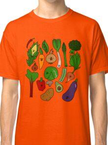 Happy Veggies Classic T-Shirt