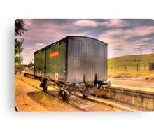 Explosives Wagon Cooma Railway NSW Metal Print