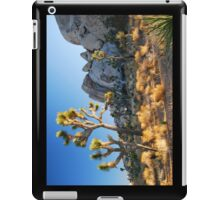 Golden Light of a Late Afternoon iPad Case iPad Case/Skin