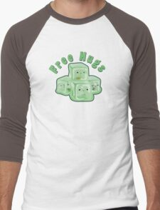 Gelatinous Hugs Tee Men's Baseball ¾ T-Shirt