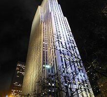 30 Rock NYC by Peggy Feigenbaum
