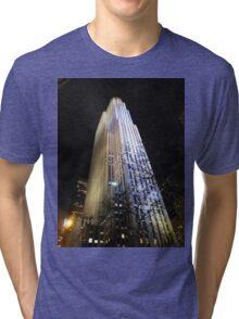 30 Rock NYC Tri-blend T-Shirt