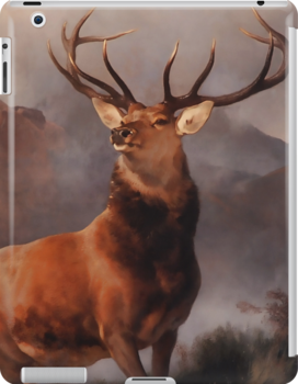 iPAD Cover-Buck by Pamela Phelps