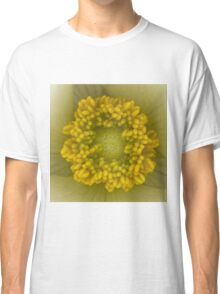 Close Up Flower Classic T-Shirt