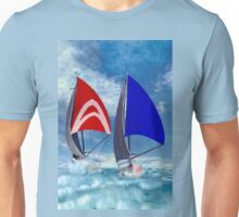 Racing Home Unisex T-Shirt
