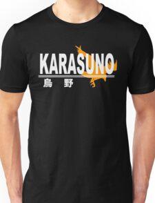Karasuno High School Logo Unisex T-Shirt
