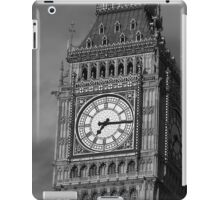 Big Ben 3 B&W iPad Case/Skin