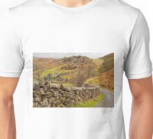 Road in North Wales Unisex T-Shirt