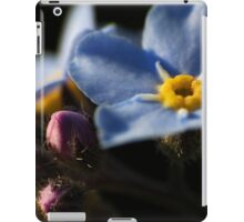 Forget-Me-Nots 2 iPad Case/Skin