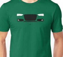 B8 (2012 facelift) simple front end design Unisex T-Shirt