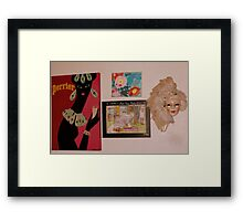My Eclectic Side. Framed Print