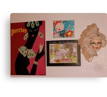 My Eclectic Side. Canvas Print
