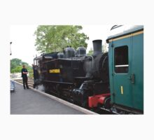 USA Class steam locomotive, Tenterden Baby Tee