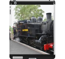 USA Class steam locomotive, Tenterden iPad Case/Skin