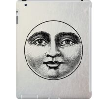 Moon Face - iPad Case iPad Case/Skin