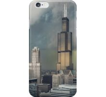 beautiful skyscraper iPhone Case/Skin