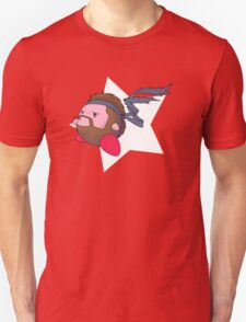 Solid Kirby Snake T-Shirt