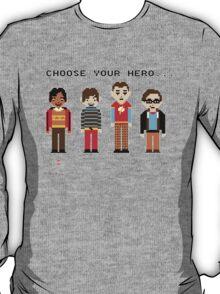 The Big Pixel Theory T-Shirt