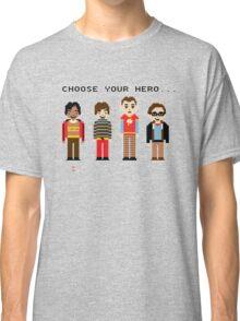 The Big Pixel Theory Classic T-Shirt