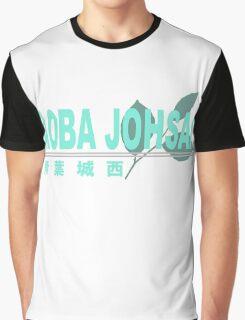 Aoba Johsai High School Logo Graphic T-Shirt