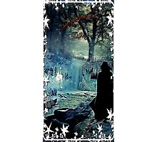 Expecto Patronum  Forest of Dean Photographic Print