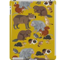 I Am Thankful For Rodents iPad Case/Skin