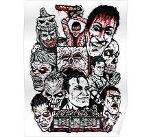 Evil Dead Trilogy Poster