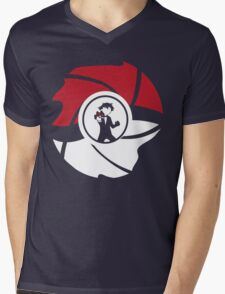 From Pallet Town With Love Mens V-Neck T-Shirt