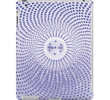 Purple Swirl iPad case iPad Case/Skin