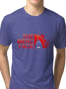 The Merc Face Tri-blend T-Shirt
