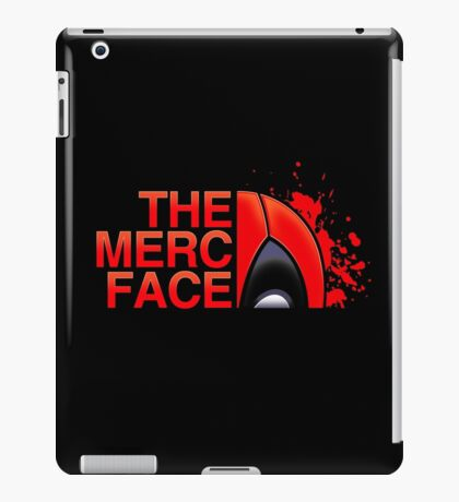 The Merc Face iPad Case/Skin