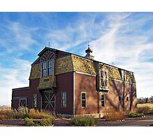 Arrowhead Barn Photographic Print